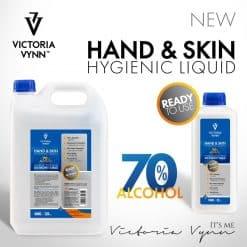 Hygiënische vloeistof voor handen en huid - Victoria Vynn