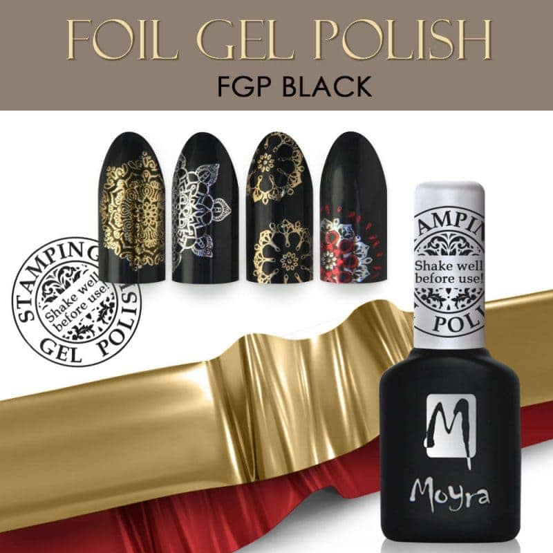 Foil Polish For Stamping