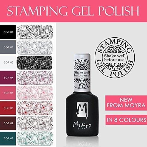Stamping Gel Polish