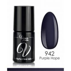 Vasco Gel Polish - 942 Purple Hope - Rainbow Style