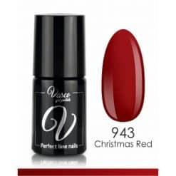 Vasco Gel Polish - 943 Christmas Red - Rainbow Style