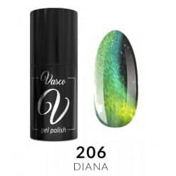 Vasco Gel Polish Galaxy Cat Eye 7d 206 Diana