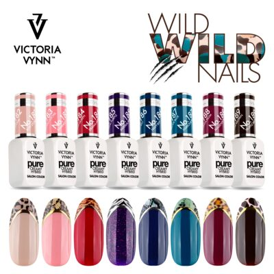 Wild Wild Nails Pure Creamy Hybrid Gellak Van Victoria Vynn
