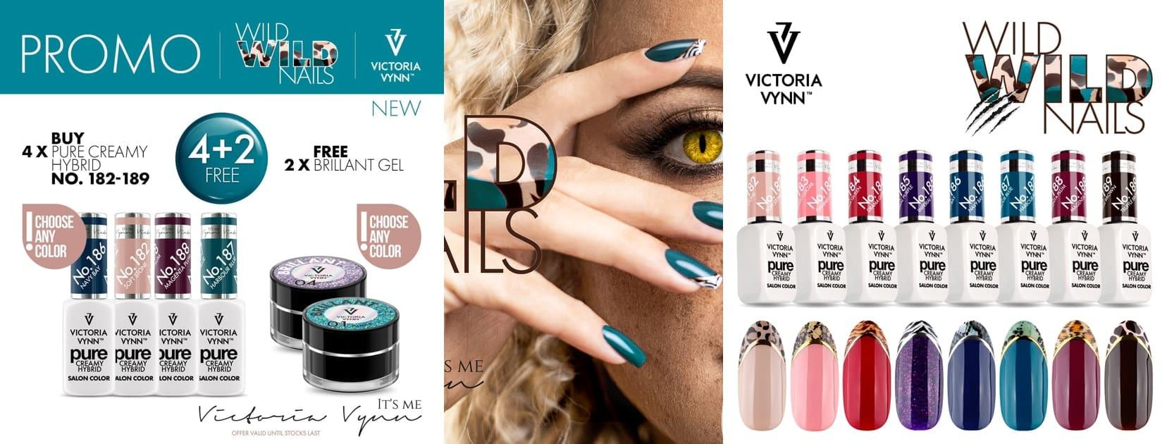 Wild Wild Nails Herfst Collectie Van Victoria Vynn Promo Primenails